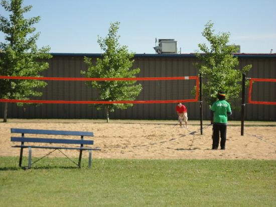 Outdoor Volleyball Courts, Centennial Park