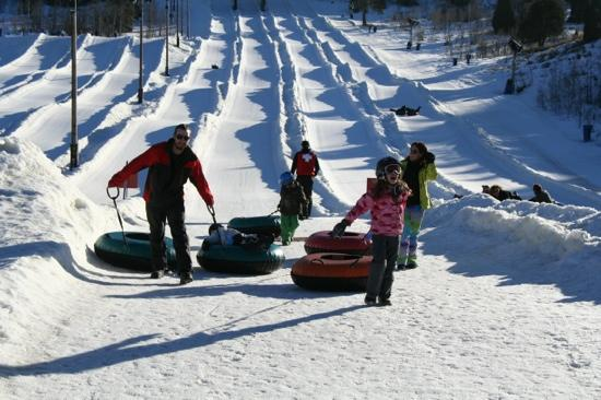 Park City Tubing Hill