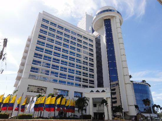 Hotel Almirante Cartagena De Indias