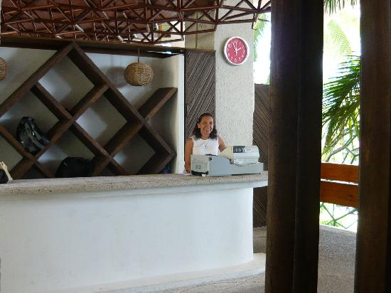 Ixtapa Palace Resort & Spa: Gym Reception