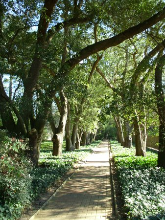 Hopelands Gardens: Entrance to Gardens