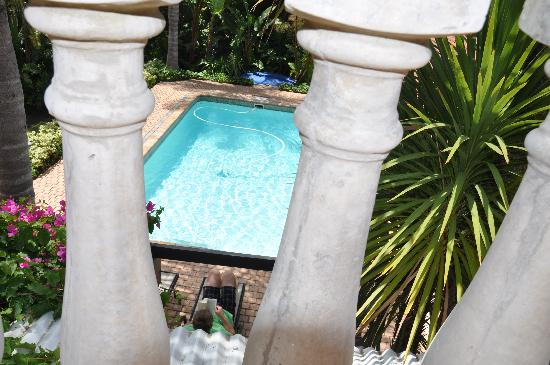 Aziza Guest House: Swimming pool