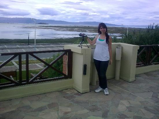Altos de la Costanera - Aparts: vista a la bahía redonda