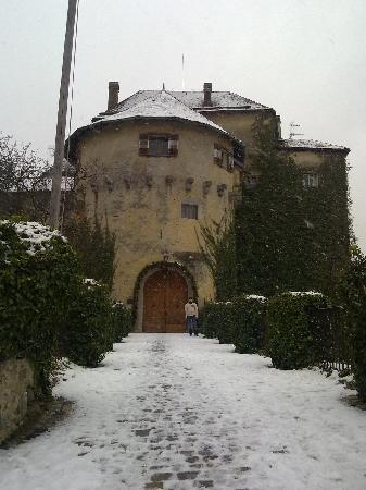 Hotel Gruberhof : CASTEL SCENA
