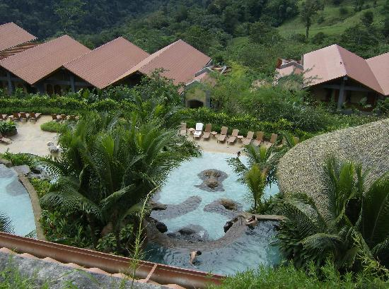 The Springs Resort and Spa: Pool and Rooms