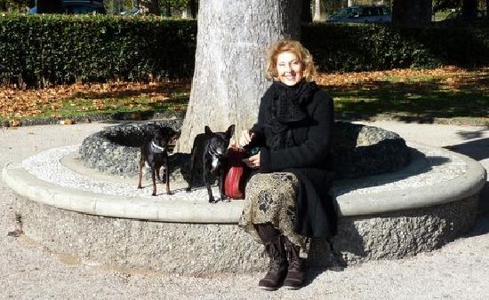B&B Tre Gigli Firenze: ciao da Fernanda,Trilli e Dodi
