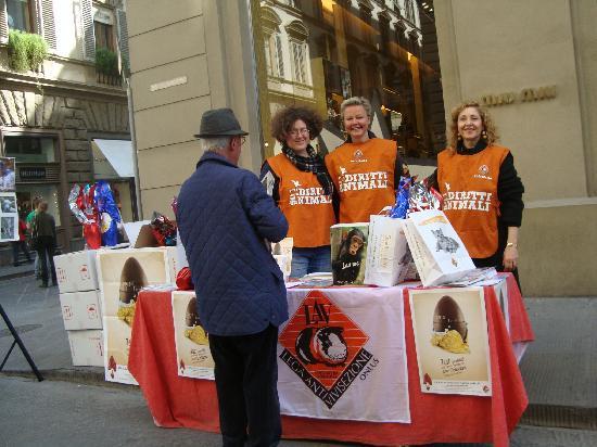 B&B Tre Gigli Firenze: volontariato LAV aprile 2010