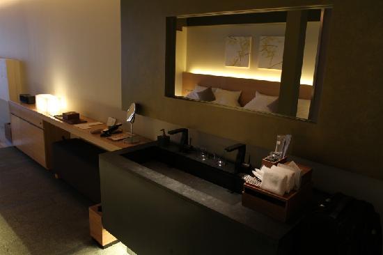 Hotel Kanra Kyoto The Stone Sink