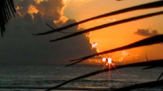 日落度假酒店張圖片
