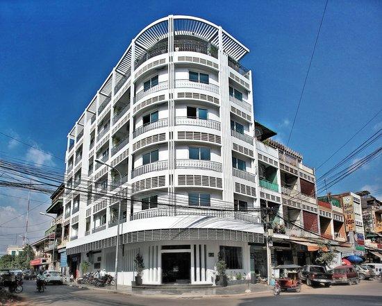 La Maison d'Ambre: The hotel