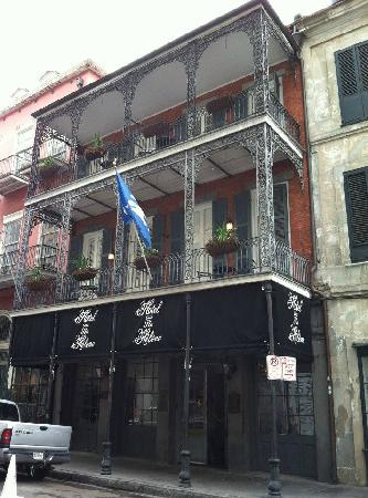 Hotel St. Helene, 508 Rue Chartres, New Orleans