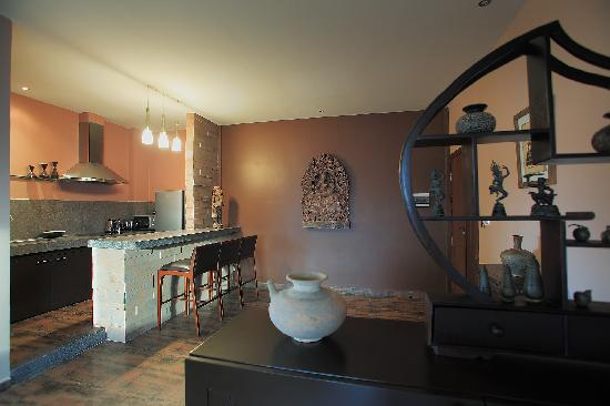 La Maison d'Ambre: Rooms