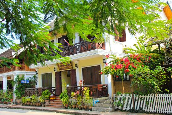 Lan Kham Riverside: Lan Kham Guesthouse.