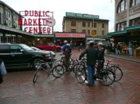 Seattle Cycling Tours