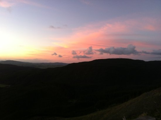 Taupo Quad Adventures: One of the views to be seen on the night tour