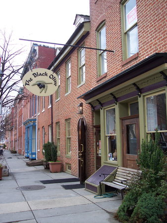 Black Olive Baltimore Fells Point Menu Prices