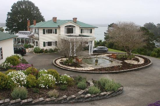 Matauwhi Bay Manor : Ideal wedding venue