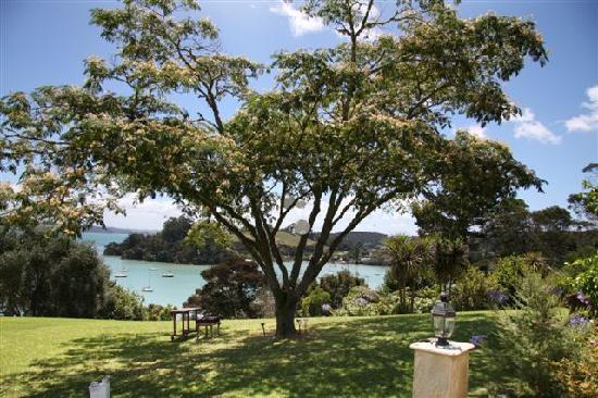 Matauwhi Bay Manor : Magnificent setting