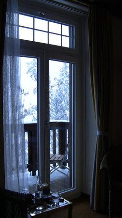 Sunstar Alpine Hotel Flims:                   Balcony