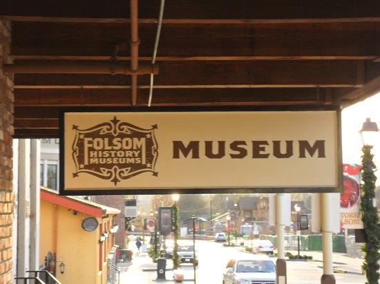 Folsom Historical Museum