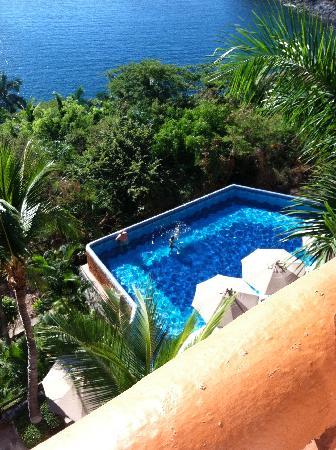 WorldMark Zihuatanejo: view from above