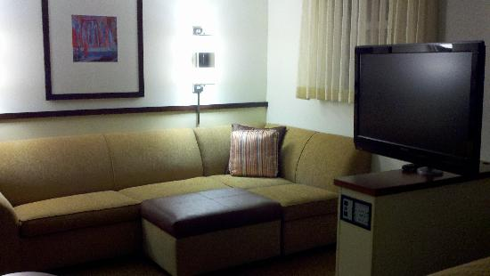 Hyatt Place Fort Myers at The Forum: Sitting area