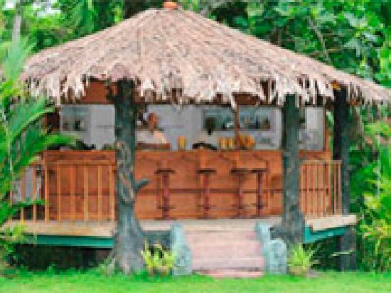 Dalmanuta Gardens - Ayurvedic Resort & Restaurant: Pool Bar
