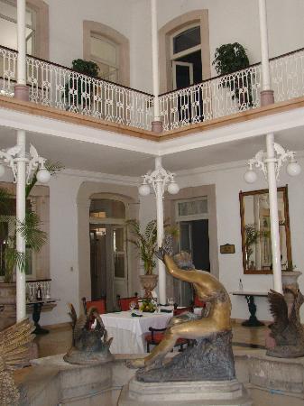 Gran Hotel Alameda: Restaurant