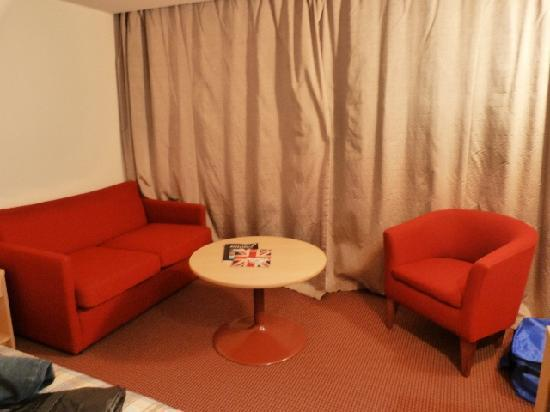 Copthorne Hotel Rotorua: Upgraded room