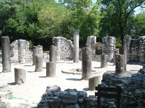 Butrint National Park: Ruins