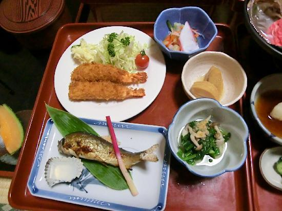 Koizumikan: 夕食2