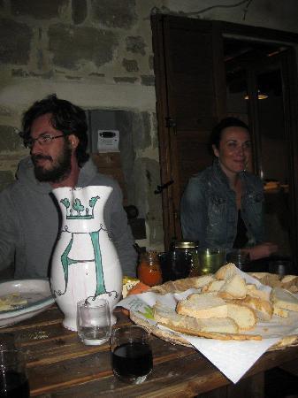 Le Ginestre Bed and Breakfast Assisi: anche lo stomaco vuole la sua parte