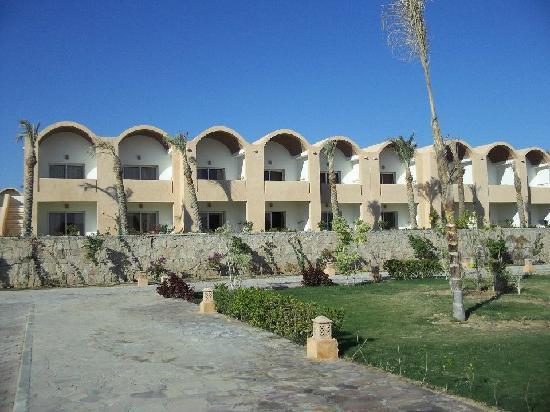 LABRANDA Gemma Premium Resort: dettaglio delle camere da fuori