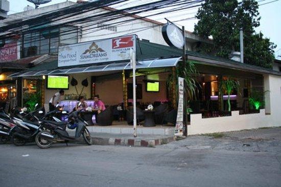 Siam Dreams: Lokal von außen
