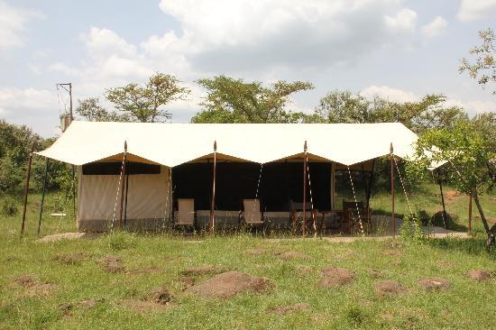 Mara Siria Camp: Tent