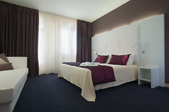 Olympia Terme Hotel : CAMERA SUPERIOR