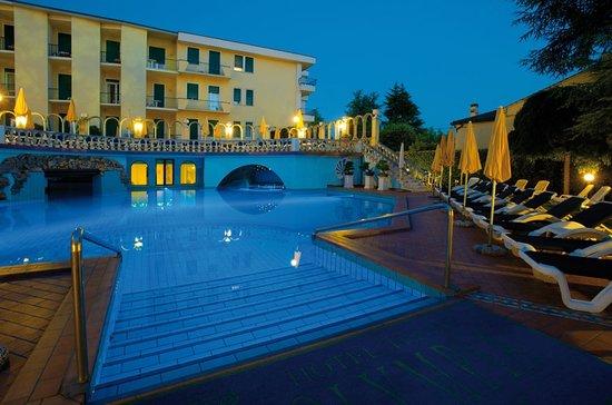 Hotel Olympia Terme Di Montegrotto