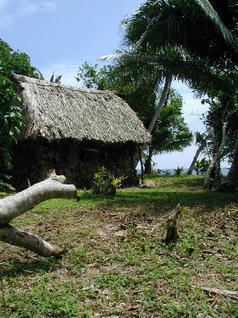 Caqalai Island Resort: Bure