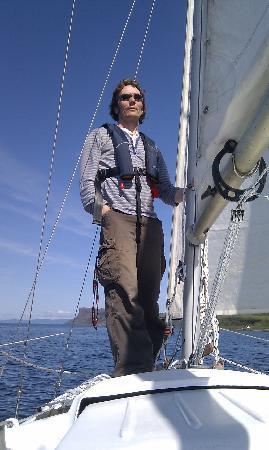 Causeway Coast Sailing: Skipper