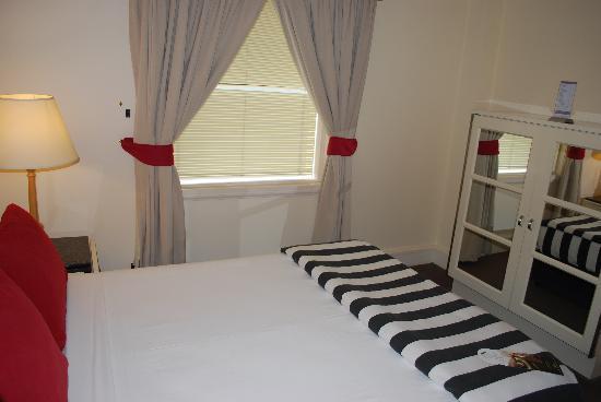 Vibe Savoy Hotel Melbourne: La stanza