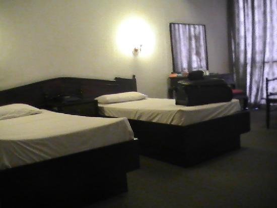 Hotel Goodwood Plaza: Inside room