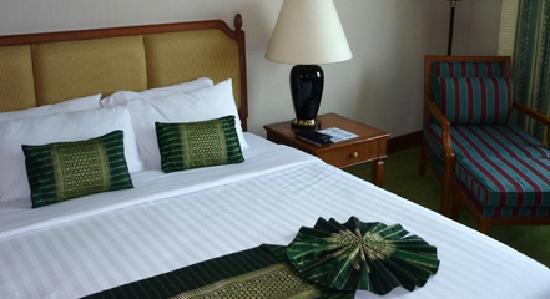 Golden Tulip Sovereign Hotel Bangkok: Doppelzimmer
