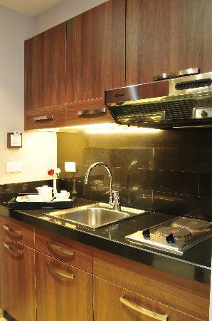 City Suite Hotel: Convenient....
