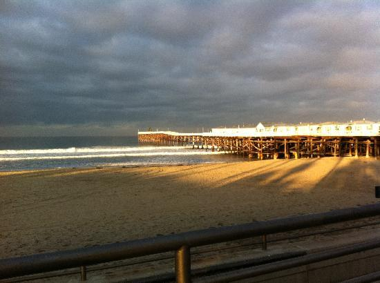 World Famous: pier at the PB beach