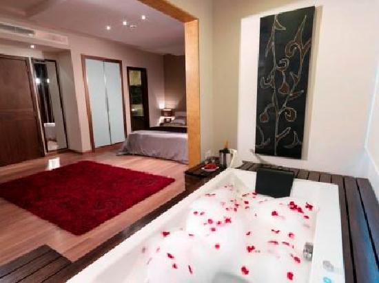 City Suite Hotel : Romantic...Presidential Suite