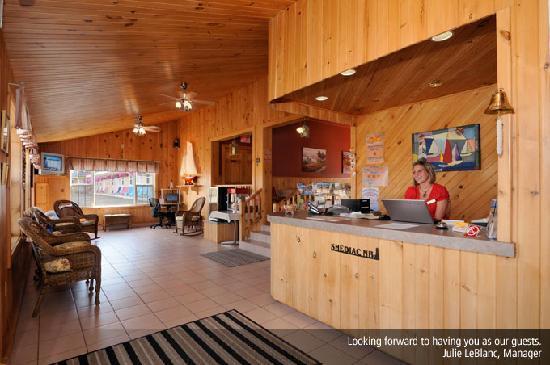 Shediac, كندا: Lobby