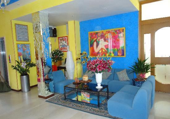 Hotel Gardenia : Lobby