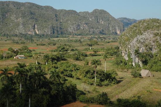 Vinales, Cuba: the valley