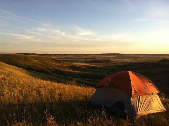 Saskatchewan, Kanada: Sunset