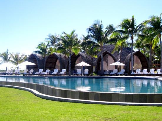 Four Seasons Resort Bora Bora: pool